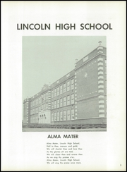 Page 7, 1954 Edition, Lincoln High School - Lionian Yearbook (Canton, OH) online yearbook collection