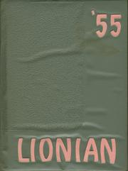 1955 Edition, Lincoln High School - Lionian Yearbook (Canton, OH)