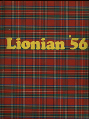 1956 Edition, Lincoln High School - Lionian Yearbook (Canton, OH)