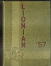 Page 1, 1957 Edition, Lincoln High School - Lionian Yearbook (Canton, OH) online yearbook collection