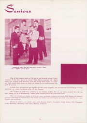 Page 16, 1957 Edition, Lincoln High School - Lionian Yearbook (Canton, OH) online yearbook collection