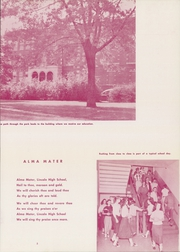 Page 9, 1957 Edition, Lincoln High School - Lionian Yearbook (Canton, OH) online yearbook collection