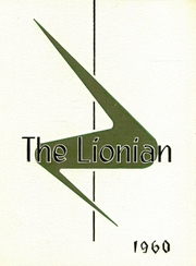 Page 1, 1960 Edition, Lincoln High School - Lionian Yearbook (Canton, OH) online yearbook collection