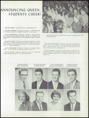Page 17, 1960 Edition, Lincoln High School - Lionian Yearbook (Canton, OH) online yearbook collection