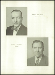 Page 11, 1952 Edition, Mariemont High School - Chieftain Yearbook (Mariemont, OH) online yearbook collection