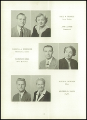 Page 12, 1952 Edition, Mariemont High School - Chieftain Yearbook (Mariemont, OH) online yearbook collection