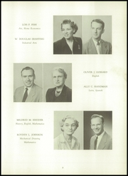 Page 13, 1952 Edition, Mariemont High School - Chieftain Yearbook (Mariemont, OH) online yearbook collection