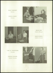 Page 15, 1952 Edition, Mariemont High School - Chieftain Yearbook (Mariemont, OH) online yearbook collection