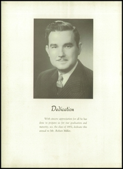 Page 6, 1952 Edition, Mariemont High School - Chieftain Yearbook (Mariemont, OH) online yearbook collection