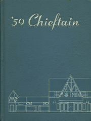 Page 1, 1959 Edition, Mariemont High School - Chieftain Yearbook (Mariemont, OH) online yearbook collection