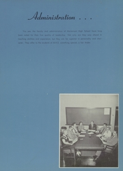 Page 15, 1959 Edition, Mariemont High School - Chieftain Yearbook (Mariemont, OH) online yearbook collection