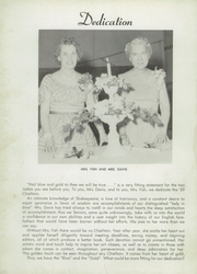 Page 6, 1959 Edition, Mariemont High School - Chieftain Yearbook (Mariemont, OH) online yearbook collection