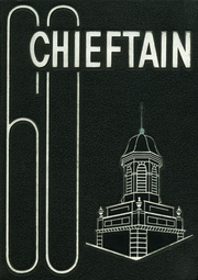 Page 1, 1960 Edition, Mariemont High School - Chieftain Yearbook (Mariemont, OH) online yearbook collection