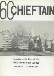 Page 5, 1960 Edition, Mariemont High School - Chieftain Yearbook (Mariemont, OH) online yearbook collection