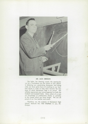 Page 7, 1960 Edition, Mariemont High School - Chieftain Yearbook (Mariemont, OH) online yearbook collection