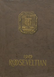Page 1, 1925 Edition, Roosevelt High School - Teddy Memory Yearbook (Dayton, OH) online yearbook collection
