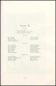 Page 121, 1925 Edition, Roosevelt High School - Teddy Memory Yearbook (Dayton, OH) online yearbook collection