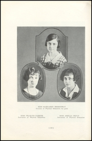 Page 154, 1925 Edition, Roosevelt High School - Teddy Memory Yearbook (Dayton, OH) online yearbook collection