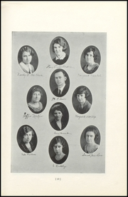 Page 27, 1925 Edition, Roosevelt High School - Teddy Memory Yearbook (Dayton, OH) online yearbook collection