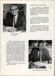 Page 10, 1968 Edition, Roosevelt High School - Teddy Memory Yearbook (Dayton, OH) online yearbook collection