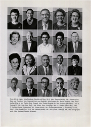 Page 15, 1968 Edition, Roosevelt High School - Teddy Memory Yearbook (Dayton, OH) online yearbook collection