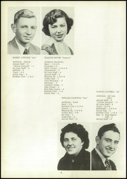 Page 10, 1952 Edition, Unioto High School - Uniotoan Yearbook (Chillicothe, OH) online yearbook collection