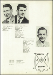 Page 13, 1952 Edition, Unioto High School - Uniotoan Yearbook (Chillicothe, OH) online yearbook collection
