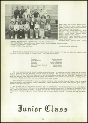 Page 16, 1952 Edition, Unioto High School - Uniotoan Yearbook (Chillicothe, OH) online yearbook collection