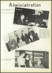 Page 7, 1952 Edition, Unioto High School - Uniotoan Yearbook (Chillicothe, OH) online yearbook collection