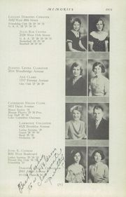 Page 11, 1931 Edition, Lincoln High School - Yearbook (Cleveland, OH) online yearbook collection