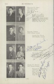 Page 12, 1931 Edition, Lincoln High School - Yearbook (Cleveland, OH) online yearbook collection