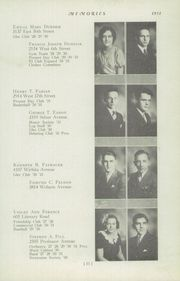 Page 13, 1931 Edition, Lincoln High School - Yearbook (Cleveland, OH) online yearbook collection