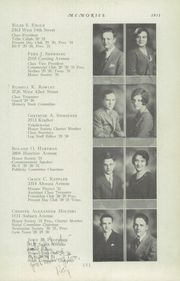 Page 7, 1931 Edition, Lincoln High School - Yearbook (Cleveland, OH) online yearbook collection