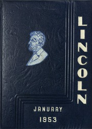 1953 Edition, Lincoln High School - Lincolnia Yearbook (Cleveland, OH)