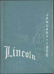 1956 Edition, Lincoln High School - Lincolnia Yearbook (Cleveland, OH)