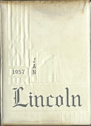 1957 Edition, Lincoln High School - Lincolnia Yearbook (Cleveland, OH)