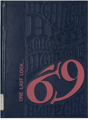 1969 Edition, Lincoln High School - Lincolnia Yearbook (Cleveland, OH)