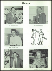 Page 17, 1960 Edition, Miami East High School - Easterner Yearbook (Casstown, OH) online yearbook collection