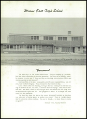 Page 8, 1960 Edition, Miami East High School - Easterner Yearbook (Casstown, OH) online yearbook collection