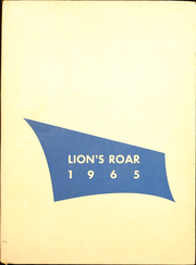1965 Edition, Liberty Union High School - Lions Roar Yearbook (Baltimore, OH)