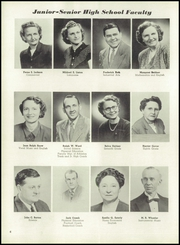 Page 10, 1949 Edition, Columbiana High School - Clipper Yearbook (Columbiana, OH) online yearbook collection