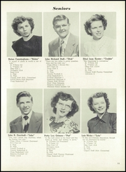 Page 15, 1949 Edition, Columbiana High School - Clipper Yearbook (Columbiana, OH) online yearbook collection