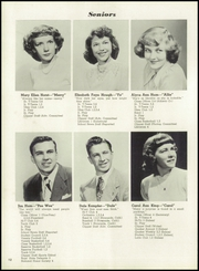 Page 16, 1949 Edition, Columbiana High School - Clipper Yearbook (Columbiana, OH) online yearbook collection