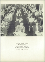 Page 7, 1949 Edition, Columbiana High School - Clipper Yearbook (Columbiana, OH) online yearbook collection