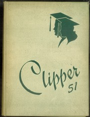 1951 Edition, Columbiana High School - Clipper Yearbook (Columbiana, OH)