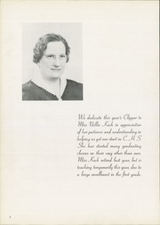 Page 6, 1953 Edition, Columbiana High School - Clipper Yearbook (Columbiana, OH) online yearbook collection