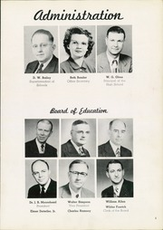 Page 7, 1953 Edition, Columbiana High School - Clipper Yearbook (Columbiana, OH) online yearbook collection