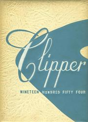 1954 Edition, Columbiana High School - Clipper Yearbook (Columbiana, OH)