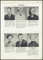 Page 11, 1954 Edition, Columbiana High School - Clipper Yearbook (Columbiana, OH) online yearbook collection