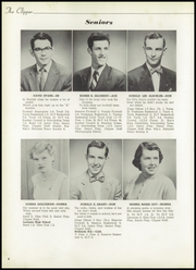 Page 12, 1954 Edition, Columbiana High School - Clipper Yearbook (Columbiana, OH) online yearbook collection